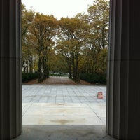 Photo taken at General Grant National Memorial (Grant's Tomb) by Paul C. on 10/25/2012