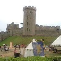 Photo taken at Warwick Castle by Asdfgh on 7/27/2013
