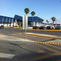 Photo taken at Monterrey International Airport (MTY) by Cesar R. on 2/13/2013