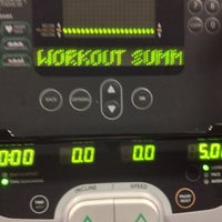 Photo taken at 24 Hour Fitness by J C. on 8/25/2013