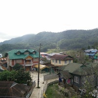 Photo taken at Sagada Guesthouse by Jordan S. on 12/7/2014