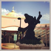Photo taken at Fantasia Gardens Miniature Golf by Frank L. on 1/14/2013