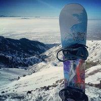 Photo taken at Snowbasin Resort by Brian Z. on 1/21/2013