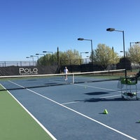 Photo taken at Polo Tennis & Fitness by Viktoriya J. on 3/13/2015