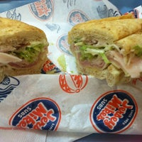 Photo taken at Jersey Mike's Subs by Natalie W. on 7/17/2013