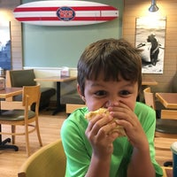 Photo taken at Jersey Mike's Subs by Natalie W. on 7/16/2016