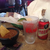 Photo taken at The Bank Mexican Restaurant and Bar by Velvet B. on 5/25/2014