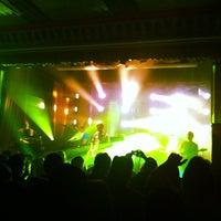 Photo taken at The Beachland Ballroom & Tavern by Stephen M. on 2/3/2013
