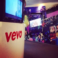 Photo taken at Vevo by Fábio S. on 6/9/2014
