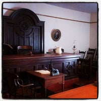 Photo taken at The Whaley House Museum by Staci P. on 7/9/2013