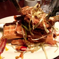 Photo taken at Hash House A Go Go by Adrian L. on 11/3/2012