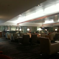 Photo taken at Qantas Club Lounge by Hamish G. on 3/17/2013