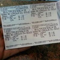 Photo taken at Cine Araújo by Darlisson B. on 2/28/2013