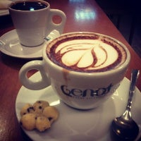 Photo taken at Genot Cafés Especiais by Anamaria N. on 3/17/2013