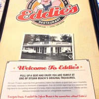Photo taken at Eddie's Restaurant by Dawn G. on 7/5/2013