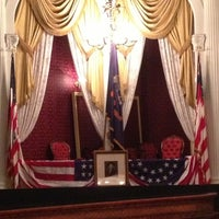 Photo taken at Ford's Theatre by Laura B. on 4/28/2013