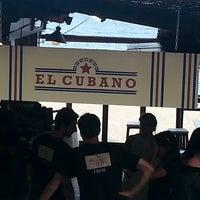 Photo taken at El Cubano by Inma R. on 5/9/2013