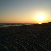 Photo taken at Holden Beach by Frank L. on 10/10/2012