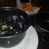 Photo taken at Bistro La Bonne by Joe N. on 11/23/2012