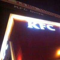 Photo taken at KFC drive In by Zakiuddin M. on 5/10/2013