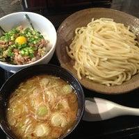 Photo taken at 三ツ矢堂製麺 下北沢店 by 武蔵小杉最強伝説 on 4/6/2013