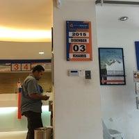 Photo taken at Bank Rakyat by FJ on 12/3/2015