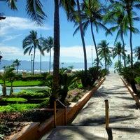 Photo taken at CasaMagna Marriott Puerto Vallarta Resort & Spa by ViCMaN on 1/6/2013