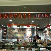 Photo taken at Comptoir Libanais by Anargyros A. on 11/29/2012