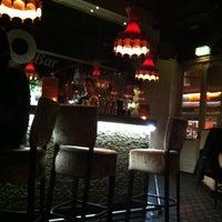 Photo taken at O Bar by Emre K. on 1/4/2013