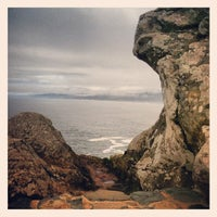 Photo taken at Patrick's Point State Park by Pete D. on 3/28/2013