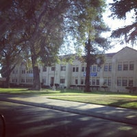 Photo taken at Excelsior High School by Ferny D. on 9/17/2012