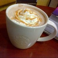 Photo taken at Starbucks by Novita S K. on 4/20/2013