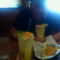 Photo taken at El Agavero Mexican Restaurant & Bar by Justin C. on 8/3/2016