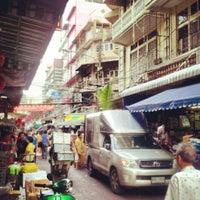 Photo taken at Sampheng by gnret w. on 7/22/2013