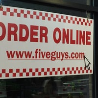 Photo taken at Five Guys by Mansour on 5/26/2015