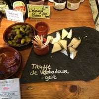 Photo taken at Fromagerie Kef by Dennis J. on 5/16/2015