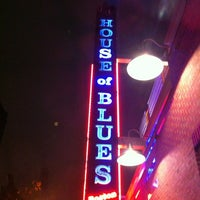 Photo taken at House of Blues by Matt G. on 10/31/2012
