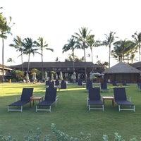 Photo taken at Ko'a Kea Hotel & Resort by Trigby P. on 5/11/2016