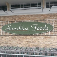 Photo taken at Sunshine Foods by Shawn S. on 3/30/2013
