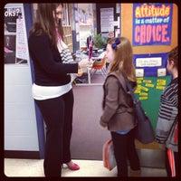 Photo taken at Keeth Elementary School by Dan S. on 2/28/2013