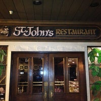 Photo taken at St. John's Bar & Grill by Kevin D. on 2/3/2013