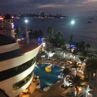 Photo taken at A-One Pattaya Beach Resort by Archio J. on 5/3/2014