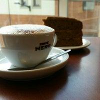 Photo taken at Caffè Nero by Vincent Z. on 7/25/2014