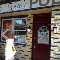 Photo taken at Kate's Pub by Luis R. on 7/8/2013