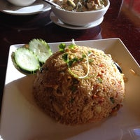 Photo taken at Pad Thai Grand Cafe by Michael D. on 10/15/2014