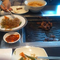 Photo taken at Korean Grill by Ayca O. on 6/10/2016