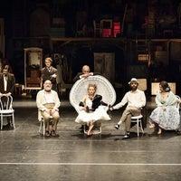 Photo taken at Teatro Vascello by Flavia P. on 1/20/2015