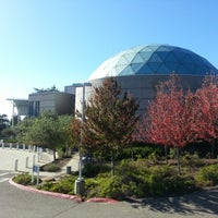 Photo taken at Chabot Space & Science Center by Doug S. on 10/26/2012