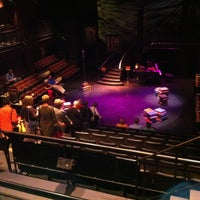 Photo taken at Triad Stage by David M. on 4/17/2013