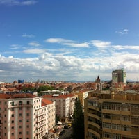 Photo taken at Hotel Roma by Михаил П. on 9/27/2012